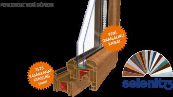 Selenit 75 PVC Pencere Serisi (Selenit Selective – Selenit Selective Strong – Selenit Strong)