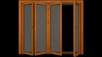 Akordiyon Kapı ve Katlanır Pvc Pencere Sistemleri